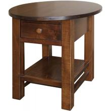 Cabin Creek Collection- Oval Top Table