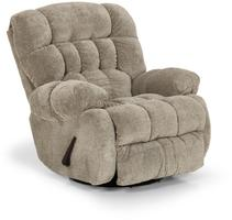 See Details - Swivel Glider Recliner in Domain Dove