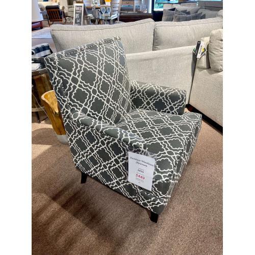 Jofran - Aubrey Granite Accent Chair