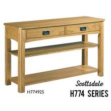 Scottsdale H774925 Sofa Table