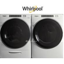 Whirlpool Ultra Capacity Laundry pair
