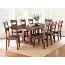 Zappa Dining Table with 8 Chairs