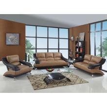 See Details - 982 - Two-Tone Sofa Set