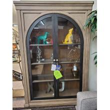 View Product - Klaussner Display Cabinet
