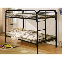 Twin/Twin Metal Bunk Beds