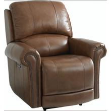 View Product - Olsen Wallsaver Leather Recliner with Power