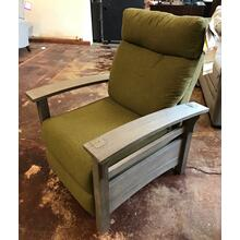 Product Image - Three-way power recliner, earth finish.