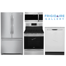 "Frigidaire Gallery Package W/ 36"" French Door"