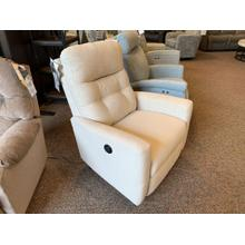 Luli Linen Power Rocker Recliner