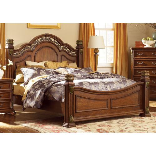 LIBERTY 737BR31-51DM Messina Estates Dresser & Mirror