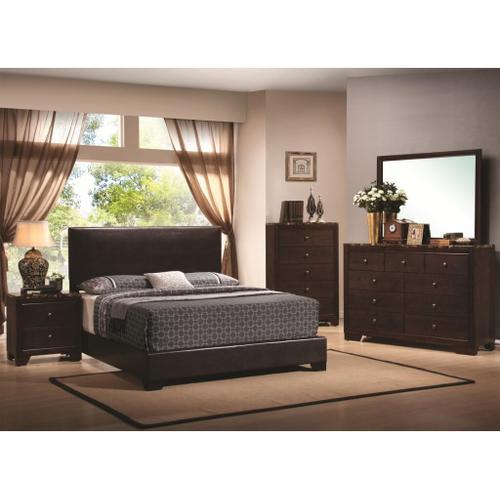 Conner 4Pc Queen Bed Set