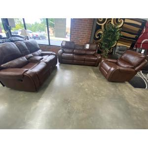 Gallery - Avalanche Reclining Sofa, Loveseat and Recliner
