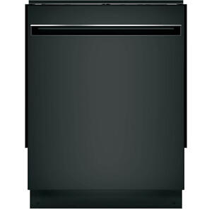 GE 51dBA Black Top Control with Stainless Tub Dishwasher Product Image