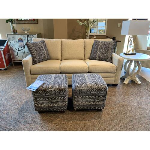 Craftmaster Furniture - Sleeper Sofa with Queen Inner-Spring Mattress - 791250