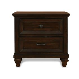 Sevilla Nightstand Walnut
