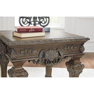 Signature Design By Ashley - Charmond Square End Table