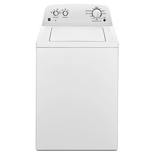 KENMORE 3.5 CU FT TOP LOAD WASHER