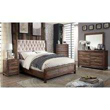 Hutchinson 4Pc Cal King Bed Set