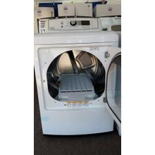 See Details - Closeout GE Profile Harmony 7.3 Cu. Ft. Stainless Steel Capacity Electric Dryer