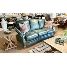 London Silverlake Top Grain Leather Sofa