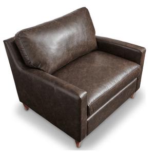 La-Z-Boy - CORONADO TRANSITIONAL CHAIR & A HALF  in Wicker       (655-685-D176262,45015)