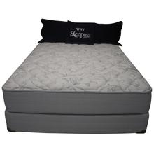 Heather Plush Mattress - Queen
