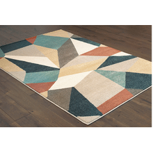 """See Details - 5'3"""" X 7'3"""" CARSON AREA RUG     (9659B,91637)"""