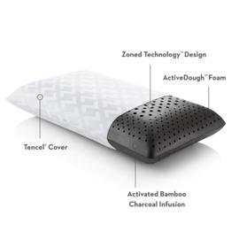 Zoned ActiveDough   Bamboo Charcoal Pillow