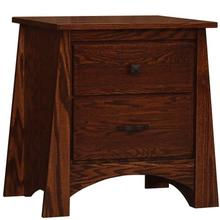 Unity Nightstand 2 Drawer