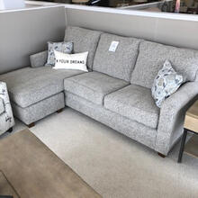 8559 Extra Long Sofa Lounger (10 years cushion)