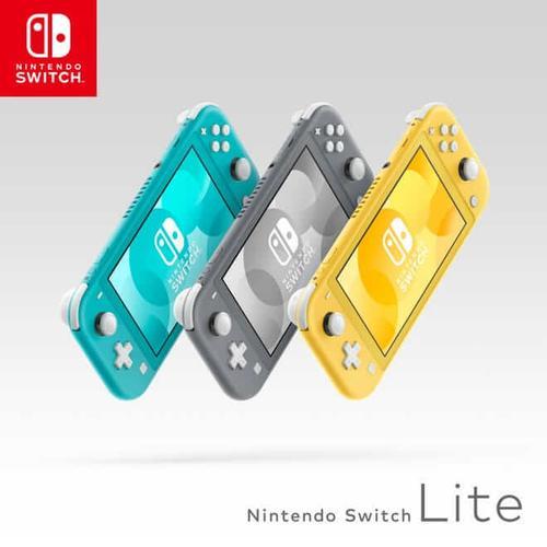 See Details - Nintendo Switch Lite