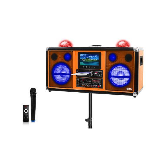Technical Pro XKaraoke Portable Speaker