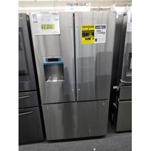 "View Product - Bosch 800 Series 36"" French Door Refrigerator B26FT50SNS (FLOOR MODEL)"