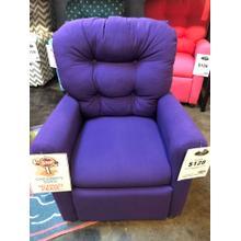 See Details - Purple%20Kids%20Recliner