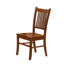 CLEARANCE Marbrisa Slat Back Side Chair