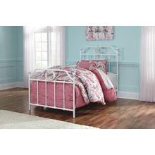Ashley 4-Piece Twin Metal Bedroom Set