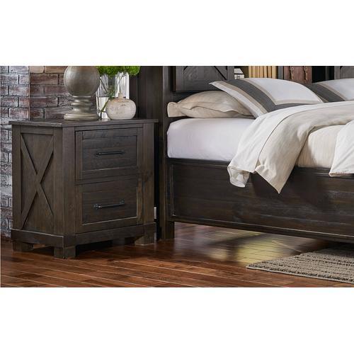 King Storage Bedroom Set