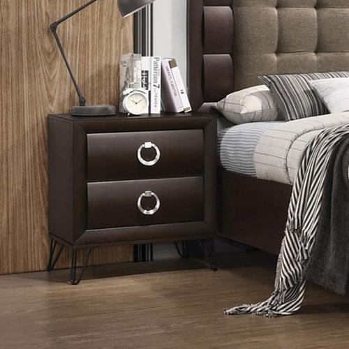 Acme Furniture Inc - Tablita 7PC Set: Queen Bed, Dresser, Mirror, Chest, Nightstand (27460)