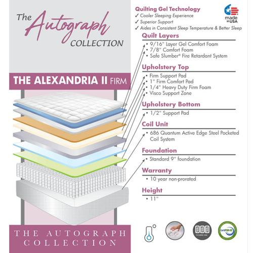 The Autograph Collection - The Alexandria II - Firm