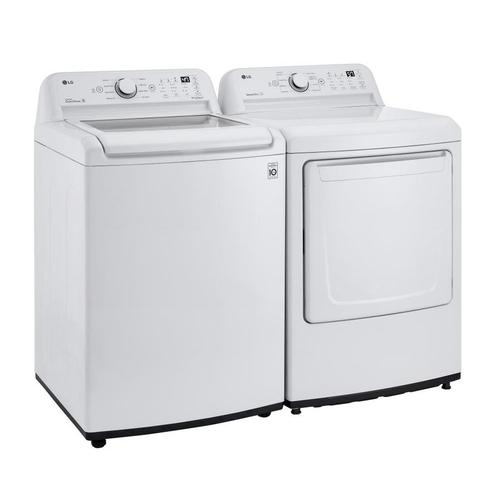 LG Top Load Washer 4.3 cu ft. and LG Gas Dryer 7.3 cu ft.