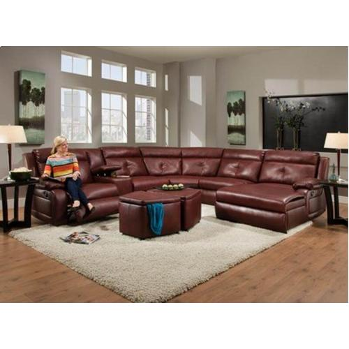 Southern Motion 6 pc sectional group