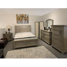 See Details - Ashley Lettner Queen Bedroom with Chest and FREE ASHLEY MATTRESS!!!