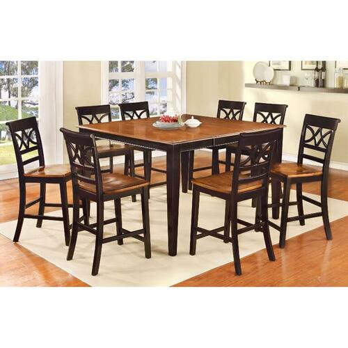 9 Pc Counter Height Dining Set