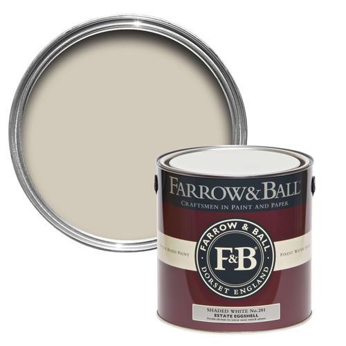 Farrow & Ball - Shaded White No.201