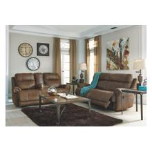 See Details - Ashley 384 Austere Power Reclining Sofa & Love