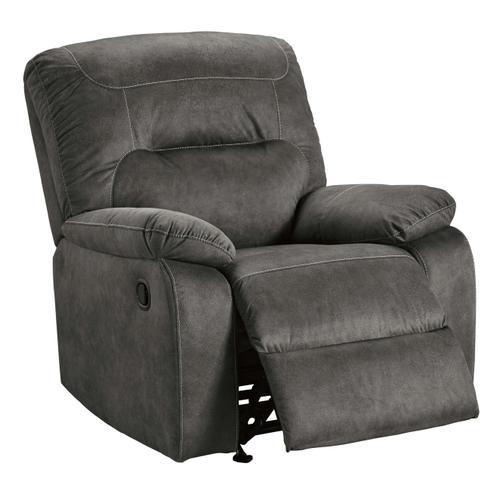 93803  Double Reclining Sofa, Reclining Loveseat and Recliner - Bolzano