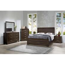 Mango Bedroom Set.  Dresser, Mirror, Night Stand and King Bed
