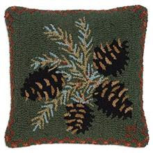 "18"" Diamond Pines Pillow"