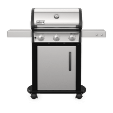 SPIRIT® S-315™ LP GAS GRILL - STAINLESS STEEL