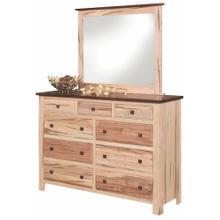 Briarwood- Kanata 9 Drawer Dresser
